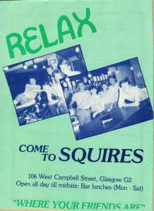Squires Lounge