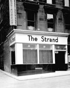 Queer-friendly bar, Glasgow, 1950-60s